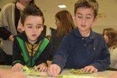 Segunda muestra de juegos de mesa en Garray