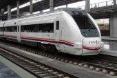 Renfe recupera el horario en el último tren del corredor del Jalón