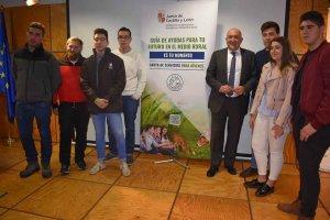 Carta de servicios para jóvenes para acercarles al mundo rural