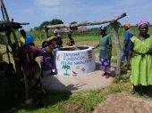 La fundación Navalpotro construye dos pozos de agua en Gambia