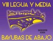 VIII Legua y Media de Bayubas de Abajo