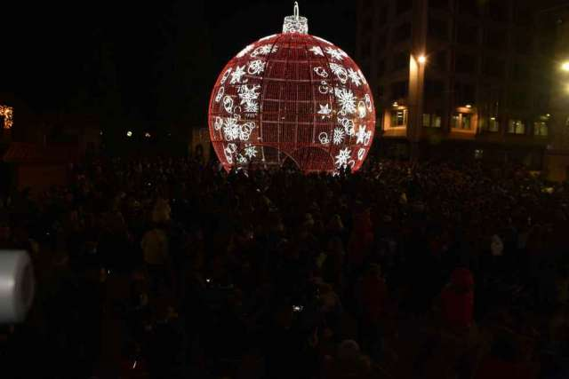 Soria enciende la Navidad - fotos