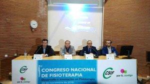 CSIF reclama servicio de fisioterapia en todos los centros de salud
