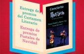 Entrega de premios del XXIV Certamen literario