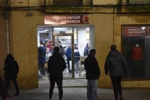 """El Numancia celebra su particular """"Black Friday"""""""