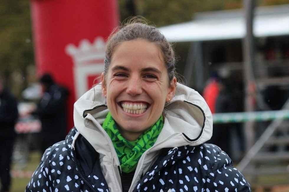 Marta Pérez gana en el Cross de la Constitución