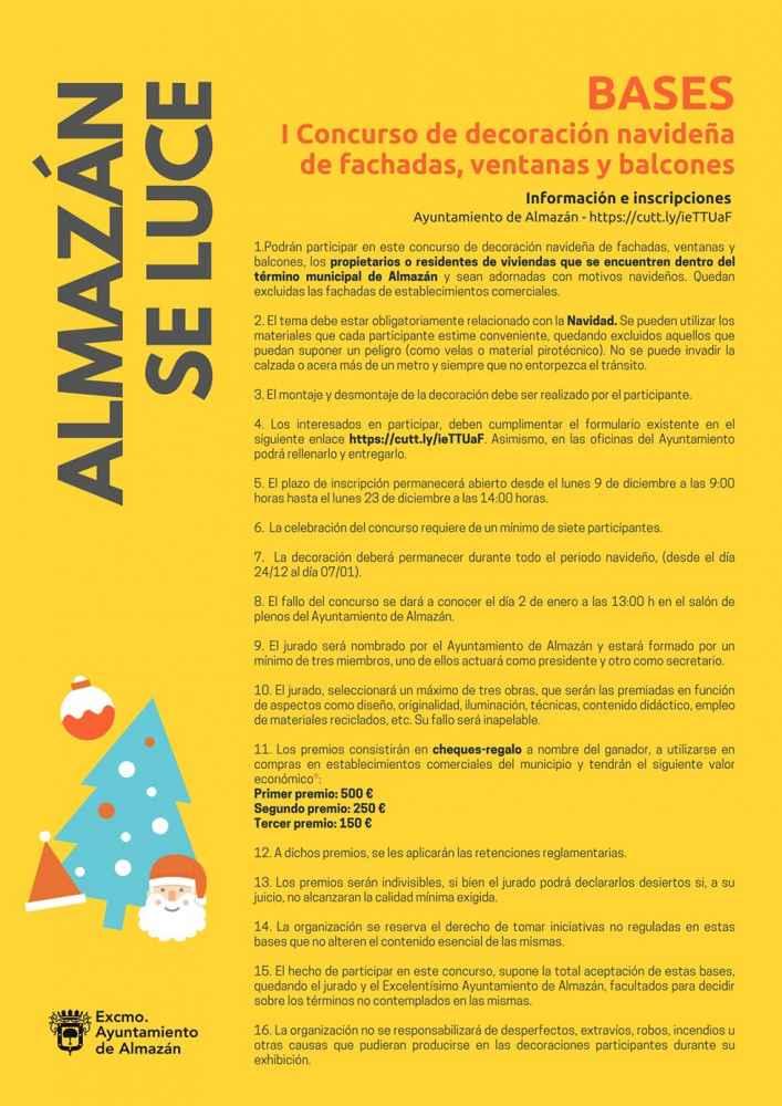 "Almazán ""se luce"" en Navidad"