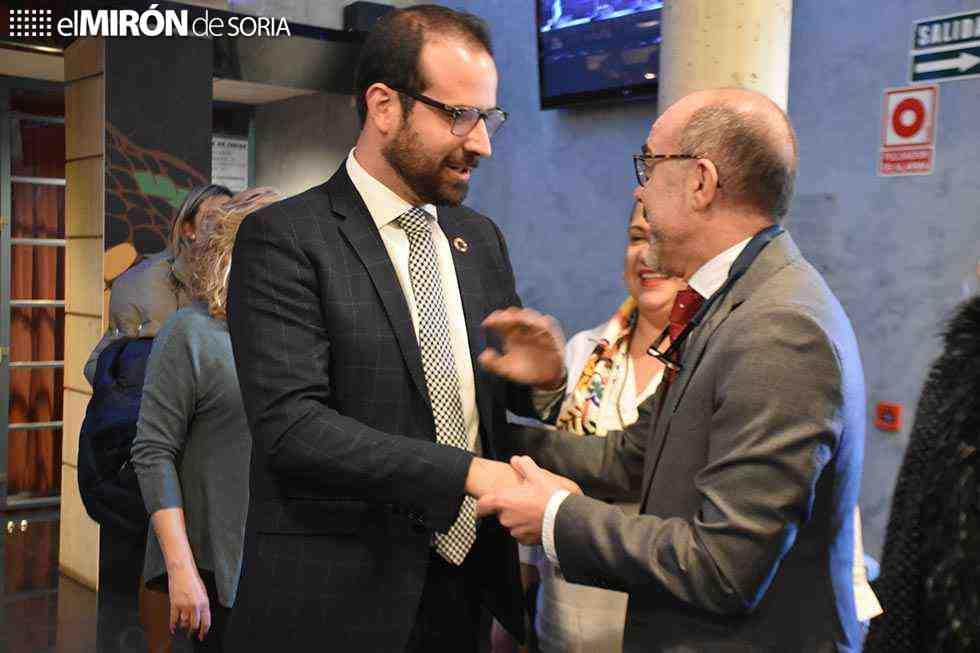 Hernández solicita un Plan Estratégico de Cine y Audiovisual