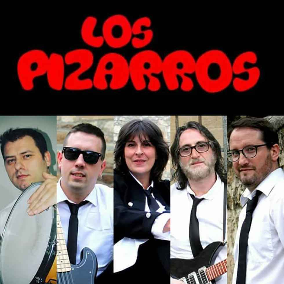 Concierto de Los Pizarros en Reznos
