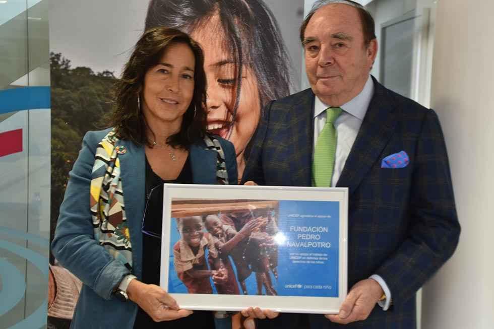 La Fundación Pedro Navalpotro lleva el agua a 2.500 niños en Niger