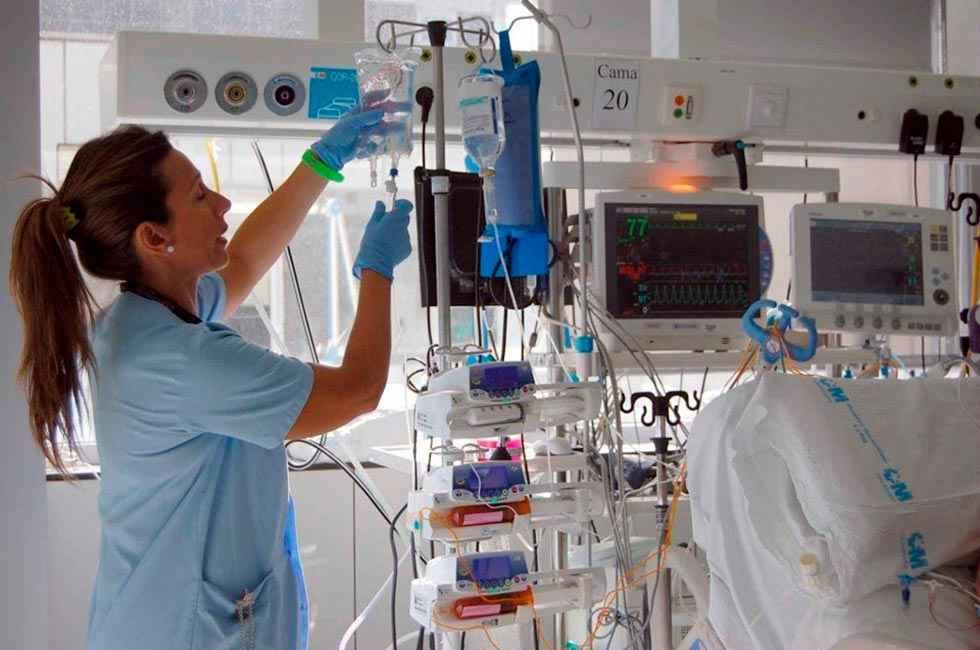 Las patologías respiratorias y digestivas, primeras causas de ingreso