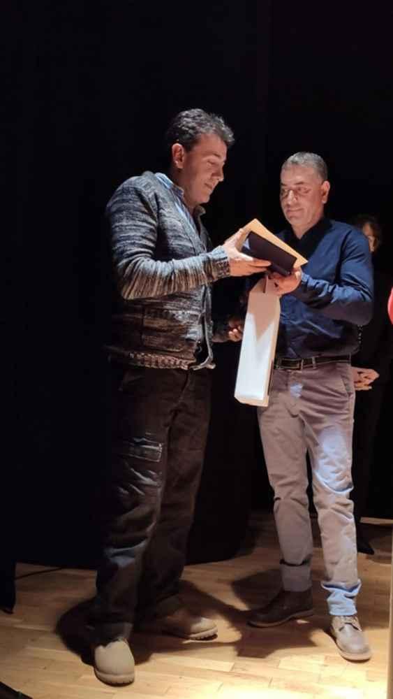 "Premiados del XXIV Certamen Literario ""Villa de San Esteban"""