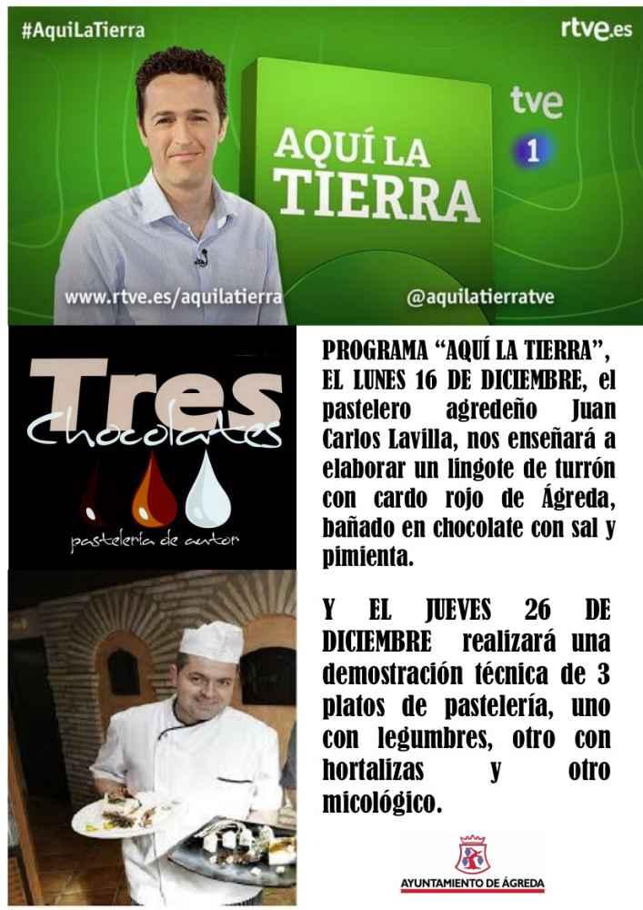 """Juan Carlos Lavilla, en """"Aquí la Tierra"""""""