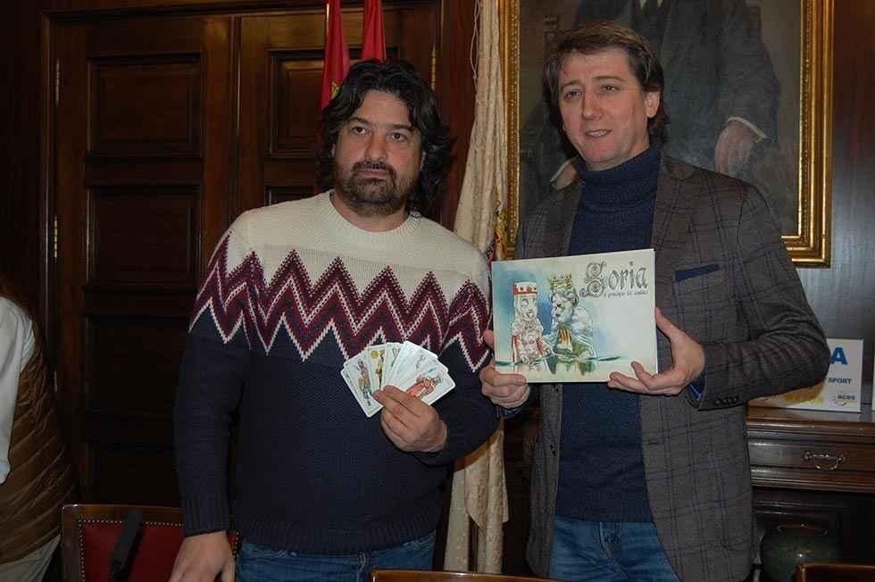 Libro conmemorativo de los 900 años de la fundación de Soria