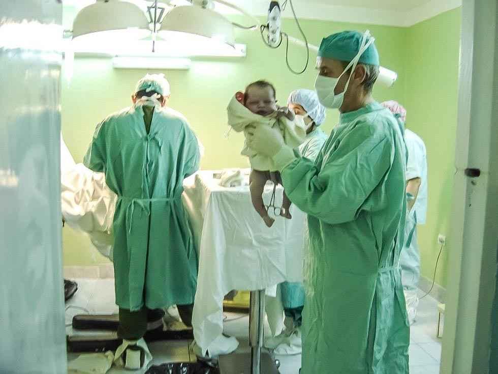 Los hospitales han inscrito más de 20.000 bebés desde 2016