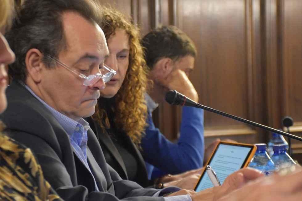 El PSOE aprueba en solitario las cuentas municipales para 2020