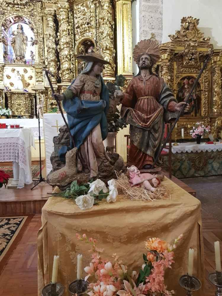 Trébago asiste al fenómeno lumínico de San Ramón Nonato