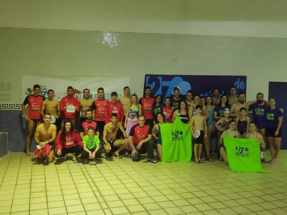 27 Grados de Soria y Triatlón Soriano: reto cumplido