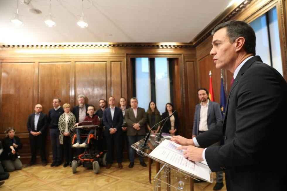 PSOE y Unidas Podemos incluyen en su programa revertir la despoblación