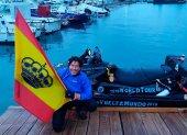 Marichalar afronta la primera vuelta al mundo en moto náutica