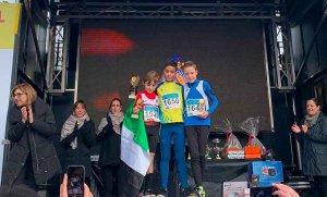 Tres medallas del C.A. Politécnico en Aranda de Duero