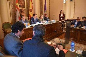 La moción de censura en la Diputación cuesta 100.000 euros