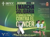 Primera marcha contra el cáncer