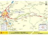 Fomento inicia obras de autovía del Duero en Valladolid