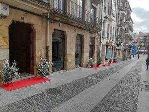 FECSoria amplía la ornamentación navideña a 94 negocios