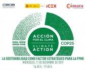 Las empresas del Club Cámara, invitadas a la Cumbre del Clima