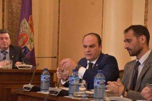 Diputación: primer pleno de la nueva etapa - fotos