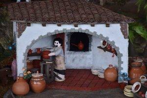 Pedrajas monta su Belén - fotos