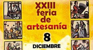 Berlanga celebra la XXIII edición de su feria de artesania