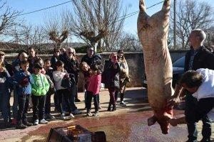 San Andrés de Soria: VII Matanza Tradicional popular - fotos