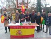 Vox Soria presenta su alternativa en el Día de la Constitución