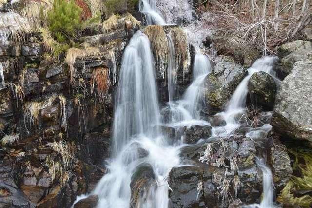 Cascada de la senda del Portillo - fotos