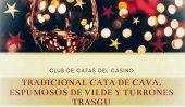 Cata especial de Navidad en el Casino