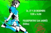 Primer clinic de fútbol femenino del C.D. San José