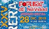 Presentación y reglamento de la XXV Carrera Popular de Navidad