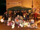 Orgullo Numantino recoge juguetes para las familias más necesitadas