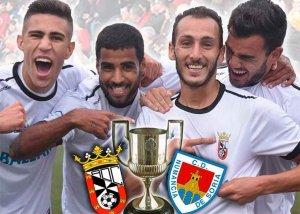 El Numancia abre la Copa en Ceuta