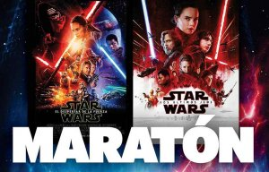 Maratón Star Wars en Cines Lara