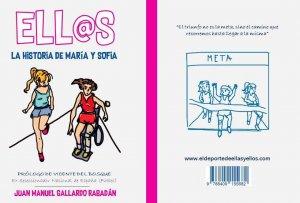 Un libro solidario con fondos para ASPACE Soria