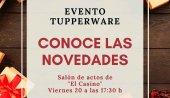Los productos Tupperware, en el Casino