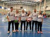Segunda prueba de la Liga de Clubes de Bádminton del País Vasco
