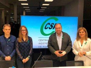 """CSIF denuncia el año """"vacío"""" en las negociaciones con la Junta"""