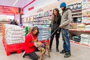 La marca líder en cuidado de mascota abre en Camaretas