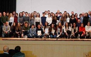 Nueva promoción de Bachillerato Internacional en el IES Castilla