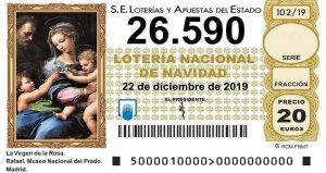 """""""El Gordo"""" del sorteo de Navidad, en Súria, no Soria"""