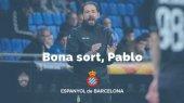 El Espanyol cesa a Pablo Machín